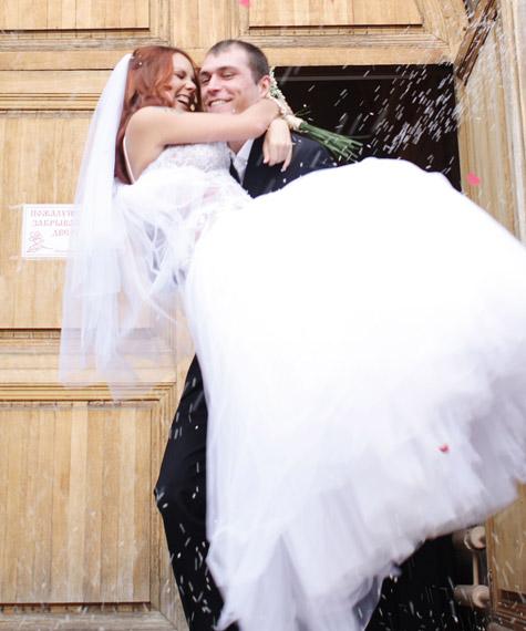 Свадьба максим фото