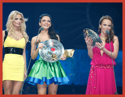 s3 Лауреаты VI Ежегодной национальной Премии в области популярной музыки Муз ТВ 2008