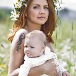 maksimbaby2 150x150 МакSим и дочка Саша в новом номере журнала HELLO
