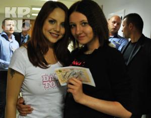 303251 300x234 Во время концерта в Екатеринбурге МакSим убежала со сцены